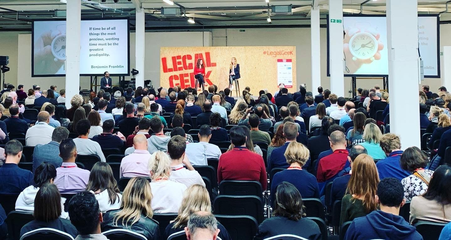 Corporify Legal Tech Events October 2019